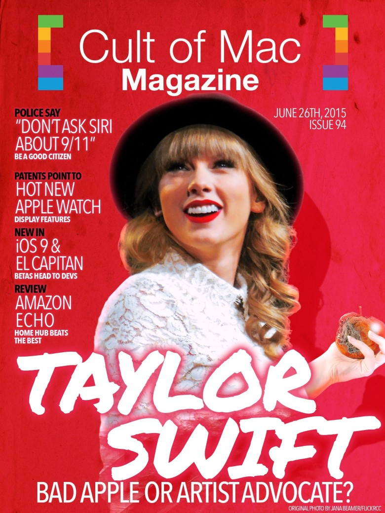 Taylor powers into Apple like no one else.