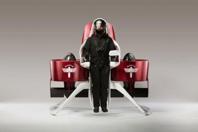 A Martin Jetpack is expected to cost around $150,000.