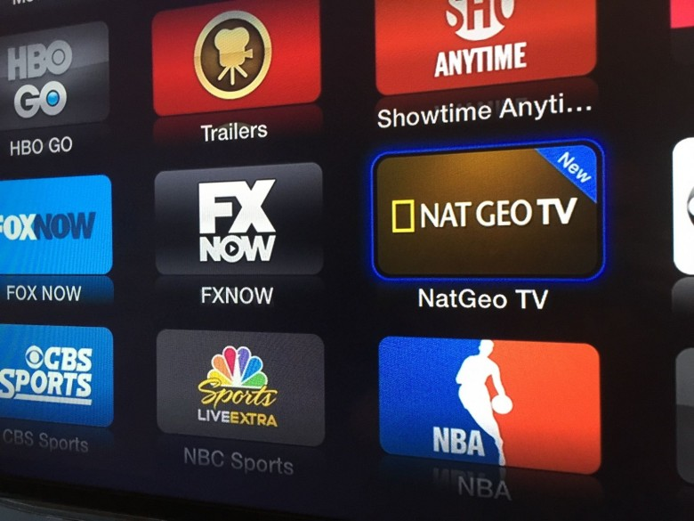 National Geographics is ready to give Apple TV users their nature fix