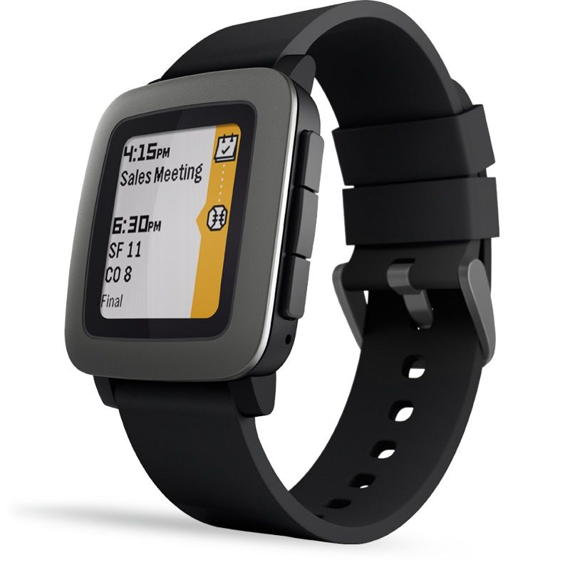 Apple's delay may mean no Pebble Time for iPhone users.