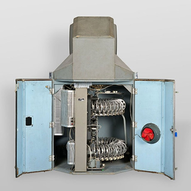 Each Scopitone machine held 36 films.