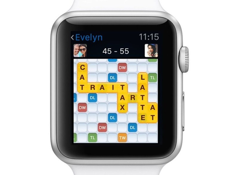 Get your Words With Friends game on with the new Apple Watch update.