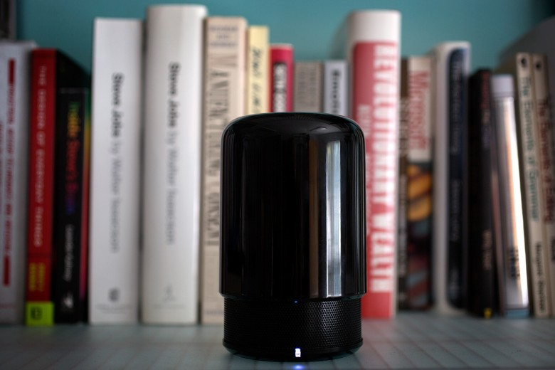 Each month, Lust List rounds up the gear that gives us a fever of 103. August's secret rendezvous includes a stealthy Bluetooth speaker, a smartwatch that's not made by Apple, sweet Star Wars headphones and much more.   HiddenRadio2 Bluetooth speaker   This stealthy little speaker would look right at home next to an inky-black Mac Pro. While most Bluetooth speakers go for a rugged, sporty look — hell, this year's cutest model even comes with a pool-ready float — the HiddenRadio2 will really class up the joint.   The secret is the glossy black dome that slides up an inch when you touch the top of the HiddenRadio2. A sensor in the sleek cover lets you adjust your music's volume, jump between tracks or answer phone calls, with nary a button to be seen. It's not the loudest speaker you'll ever hear, and at just 5 inches tall and 3.5 inches wide, it's not designed to pump out the bass like bigger speakers.   Instead, it's all about subtlety, clean lines and that aforementioned class. The audio is crisp and vibrant, whether you're streaming AC/DC or a Bartok cello concerto, and the utterly clutter-free design makes the HiddenRadio2 truly remarkable. Currently on sale for $179, it comes in glossy black, platinum silver and a pricier gunmetal. It'll bring a smile to your face every time you fire it up, and I can't wait till the promised apps (for iOS and Android) arrive to give HiddenRadio2 even more subtle powers.—LewisWallace   Buy from: Hidden