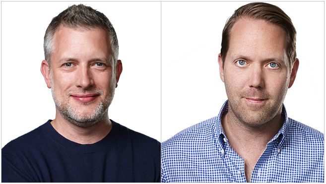 The pair helping to lead Apple into the future.