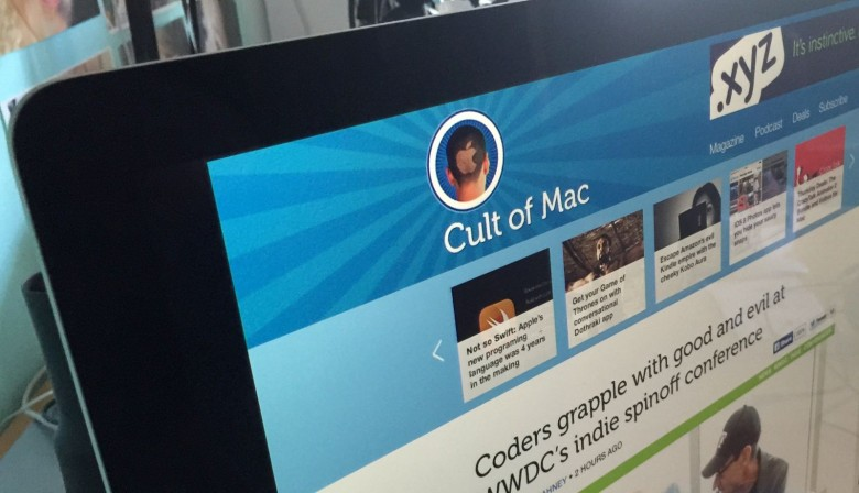 We've redesigned the Cult of Mac website.