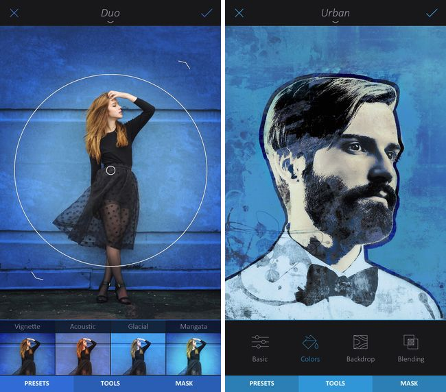 Enlight is one of the year's best photo-editing apps.