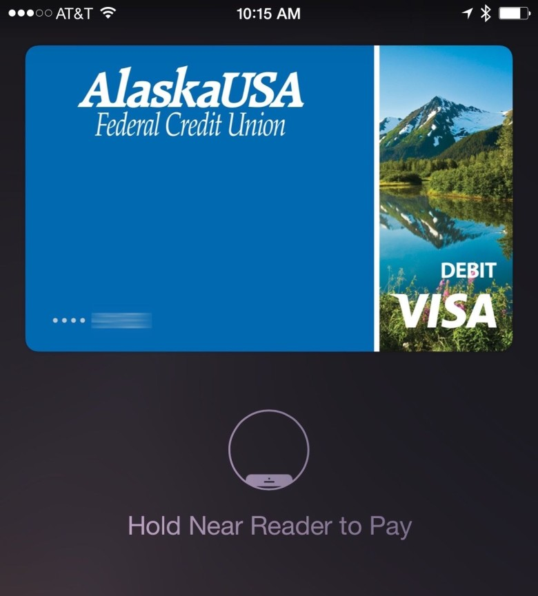 Now even more of us not with major banks can use Apple Pay.