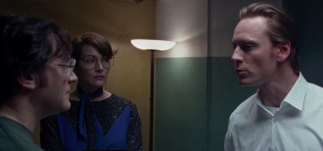 Jobs, Andy Hertzfeld and Joanna Hoffman.