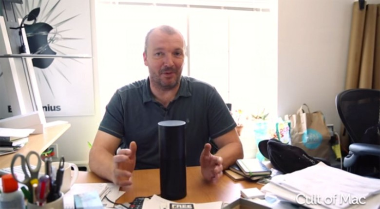 Leander Kaheny likes his Amazon Echo and wonders what if Apple created such a device.