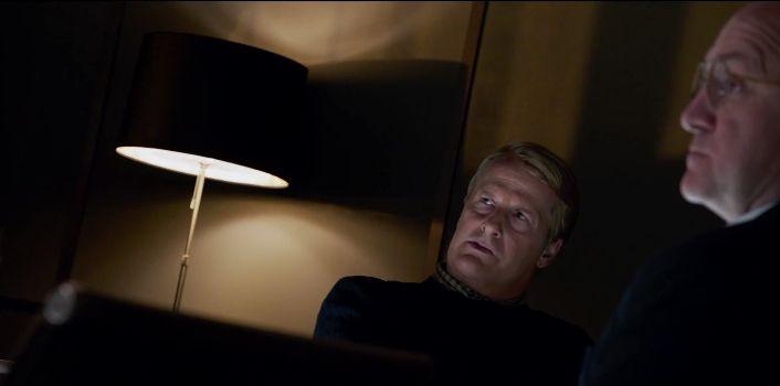 Jeff Daniel as John Sculley in the recent Aaron Sorkin Jobs biopic.