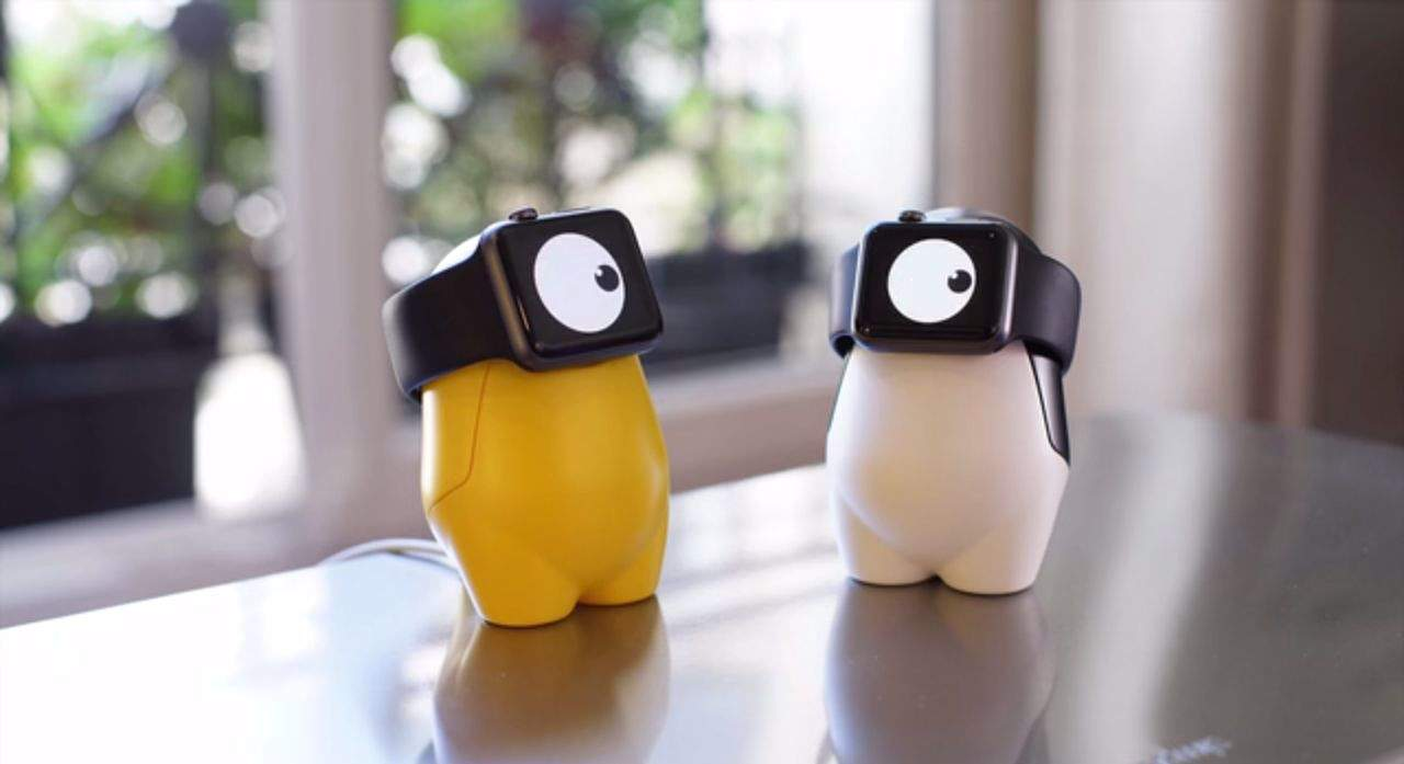 WatchMe apple watch stand