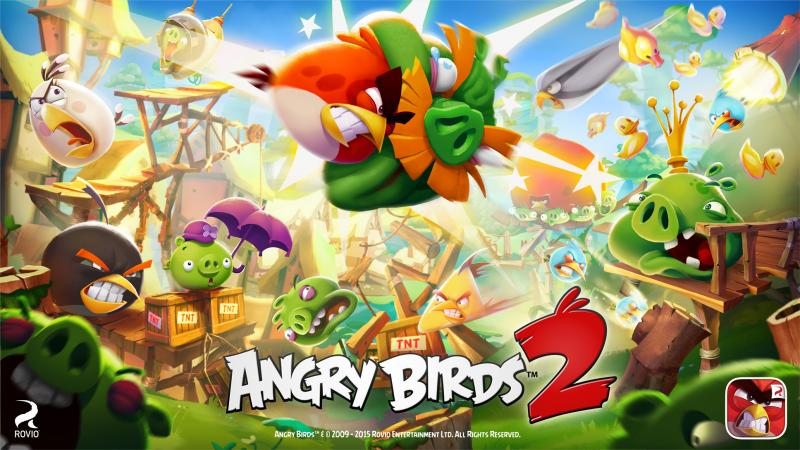 The thirteenth Angry Birds game is here.