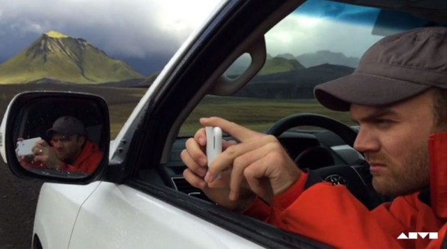 Mann put the iPhone 6 through its paces in Iceland.