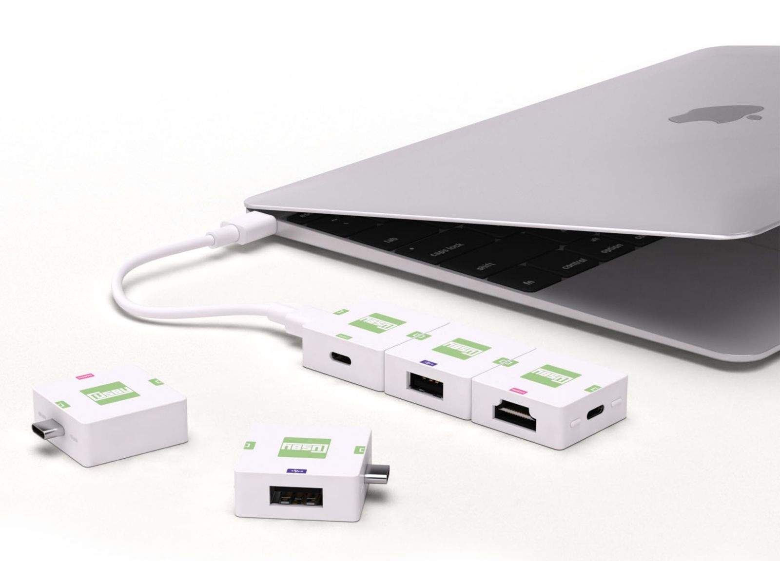 Cusby adapters give you the building blocks to adjust to USB-C ...
