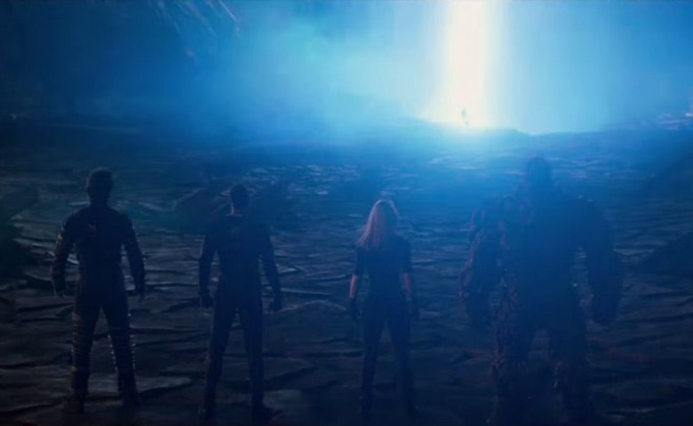 The Fantastic Four arrives in theaters August 7th.