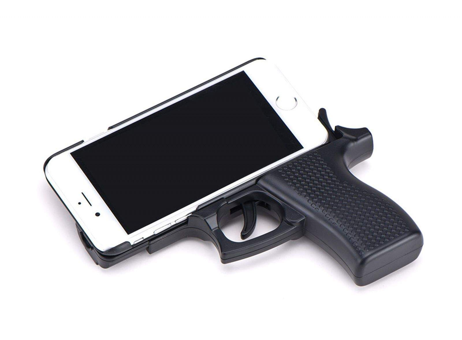 iphone gun case the iphone cases that will make jony ive cringe cult of mac 11906