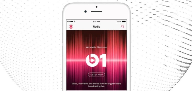 It's not just you, Beats 1 Radio is down