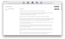 Grab the update in the Mac App Store.