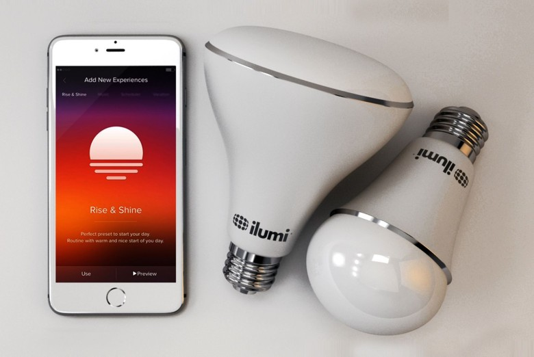 The second generation of ilumi smart bulbs has already won enough backing on Kickstarter to go into production.