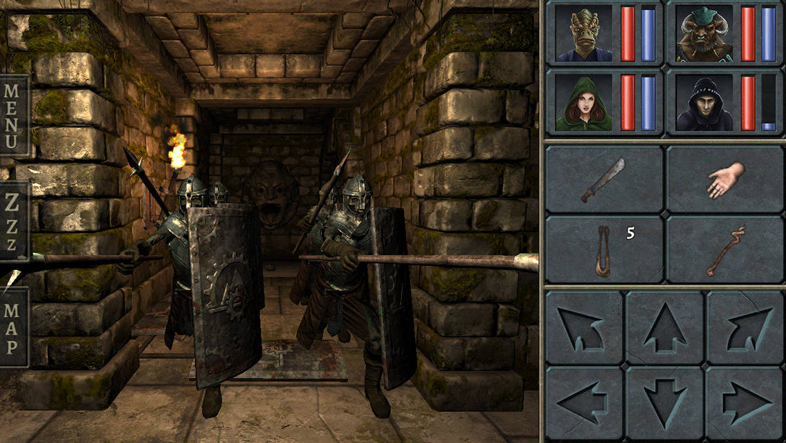 The best RPG for Mac and iPad is now also on iPhone.