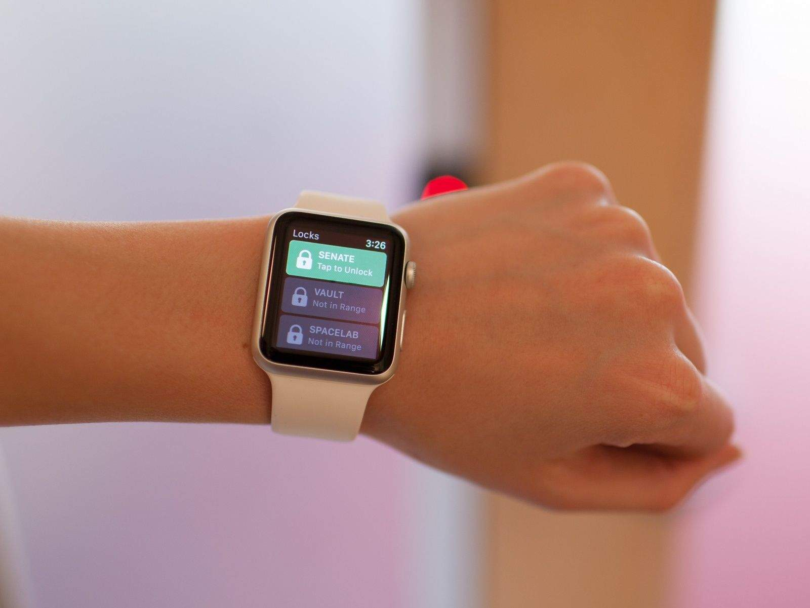 Unlocking your front door with an Apple Watch is just a weekend's DIY project away.