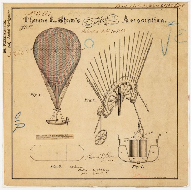 Before th Wright Brothers, humanity's fascination with flight took on many forms.