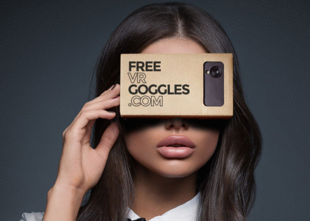 Porn pays for your free cardboard VR headset | Cult of Mac