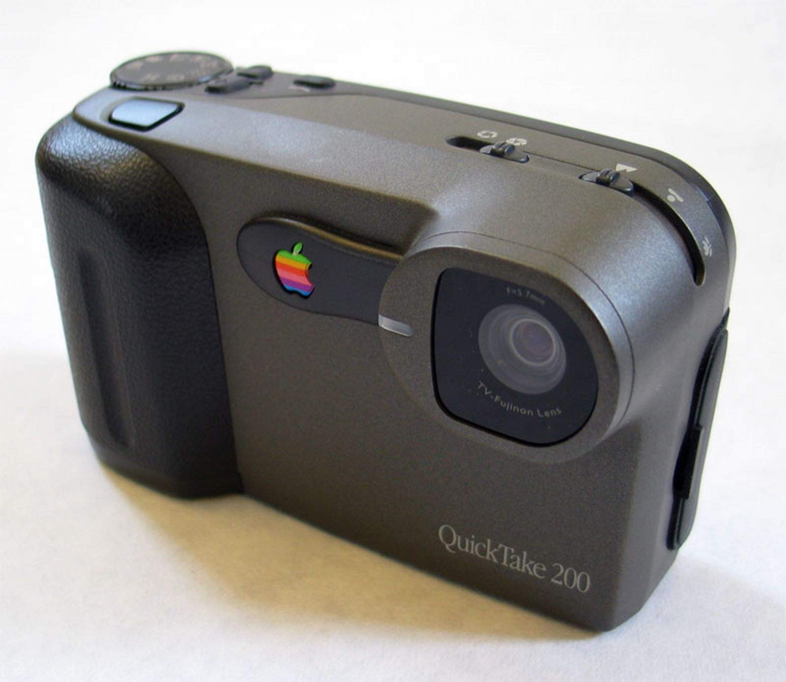 QuickTake: Apple's first doomed foray into digital photography