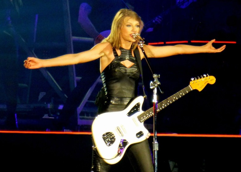 Photographers assigned to Taylor Swift concerts will be greeted by a friendlier photo contract.