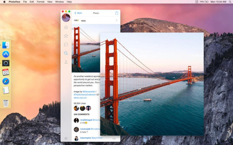 1. Upload Instagram Photos with Uplet