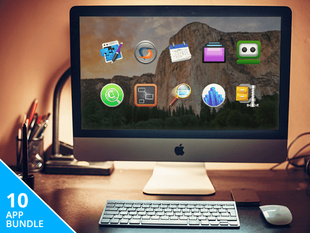 This bundle of productivity-enhancing apps will help keep your computer out of your way.