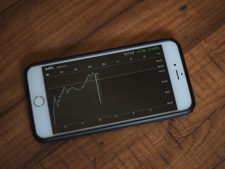 Apple shares have already bounced back.