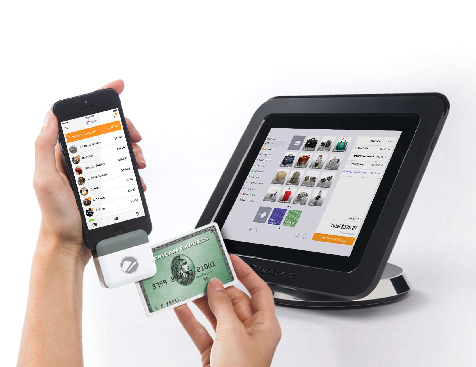 PayAnywhere reader will support Apple Pay
