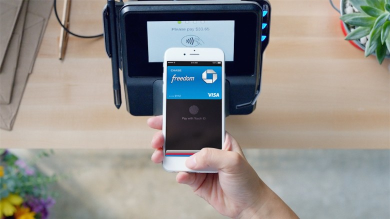 Apple Pay is everywhere.