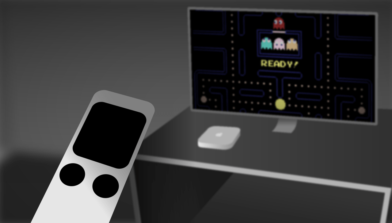The new Apple TV remote will give it Wii-like gaming capabilities.