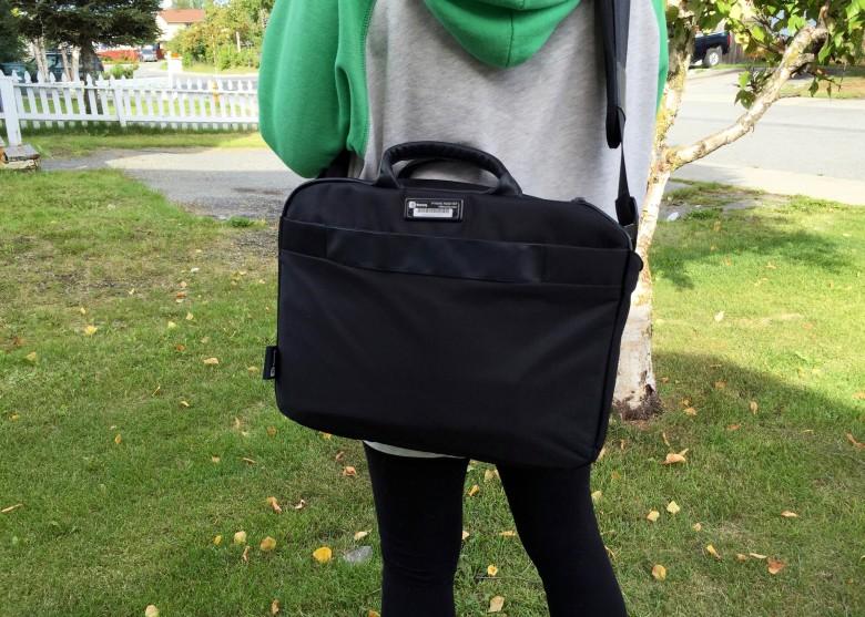 Boa saddle bag by Booq