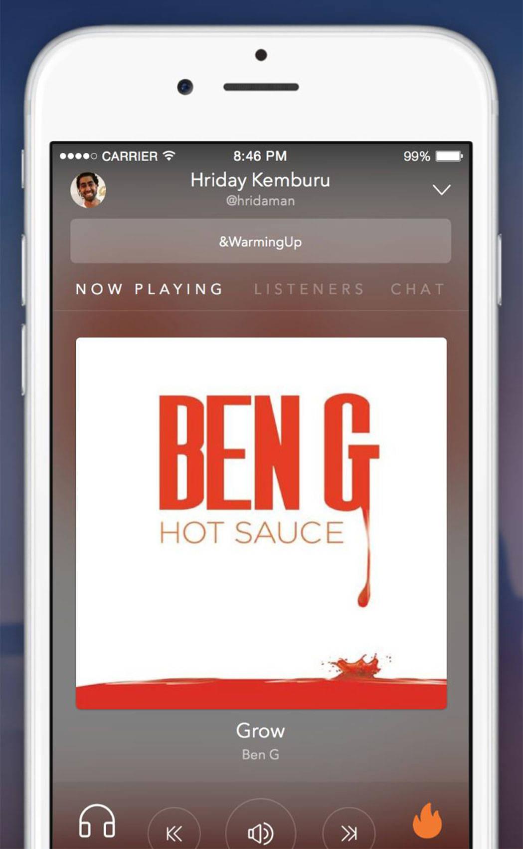 Geekin Gorgeous geekin radio adds social sauce to music streaming   cult of mac
