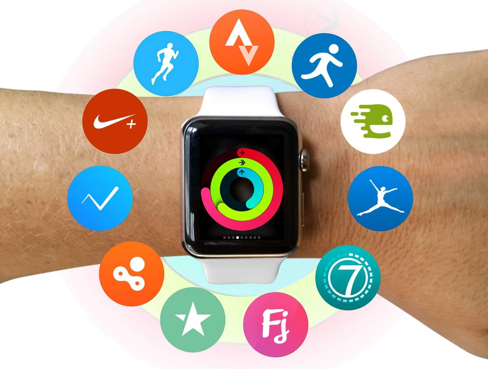 The Activity app forms the hub of Apple's fitness platform strategy.