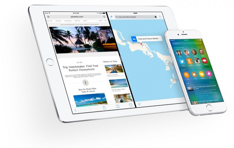 A new iOS 9 beta is here.