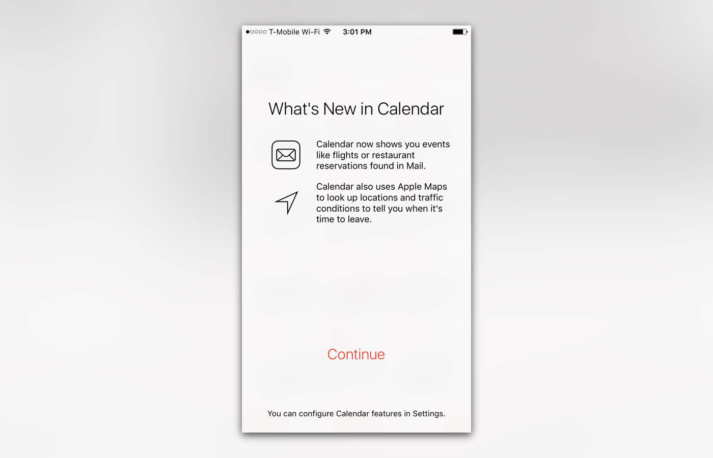 Whats New On Calendar >> Wallpapers And Wi Fi Calls Galore New Stuff In Ios 9 Beta 5