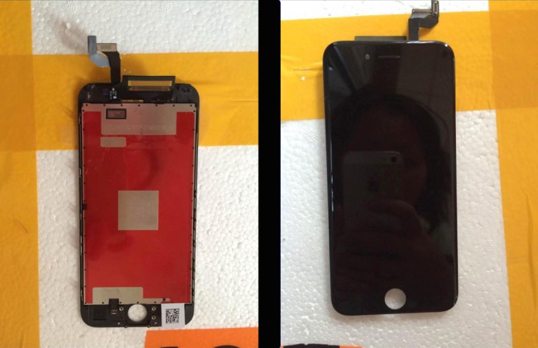 IPhone 6s parts are leaking like crazy.