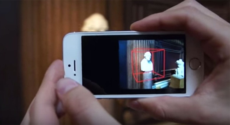 3d Scanner App >> Microsoft App Turns Iphone Into 3 D Scanner Cult Of Mac