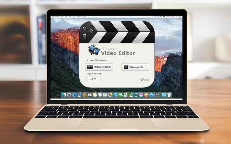 iSkysoft Video Editor makes it easy to dazzle your friends.
