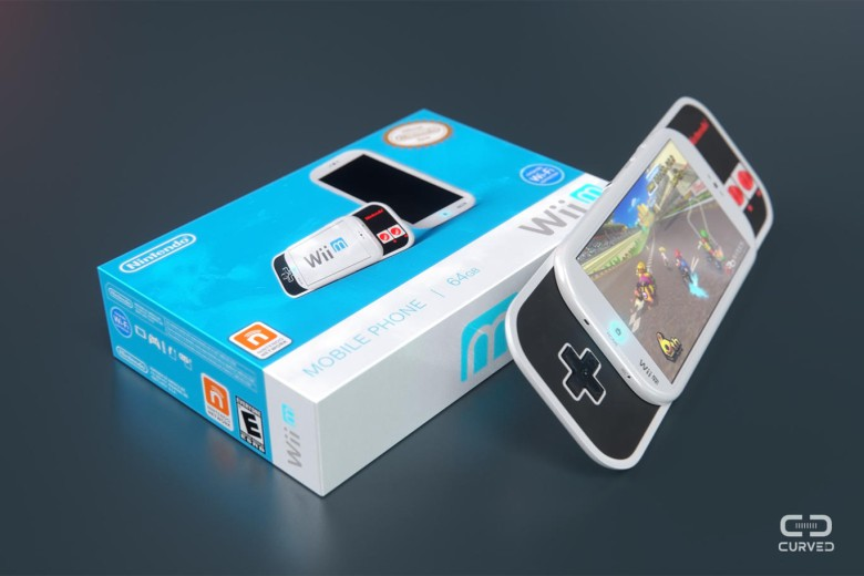 Would you buy this Nintendo phone concept?