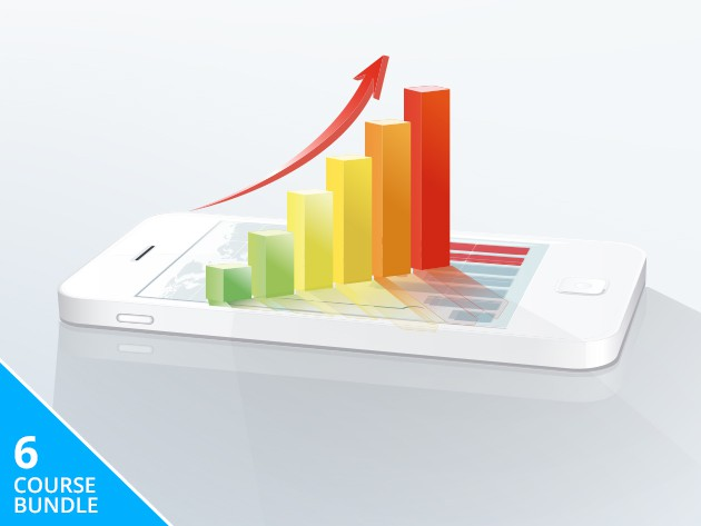 Learn the secrets of maximizing user engagement through analytics, social media, data scraping, and lots more.