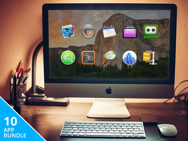 This bundle of apps offers 10 different ways to maximize your Mac's performance.