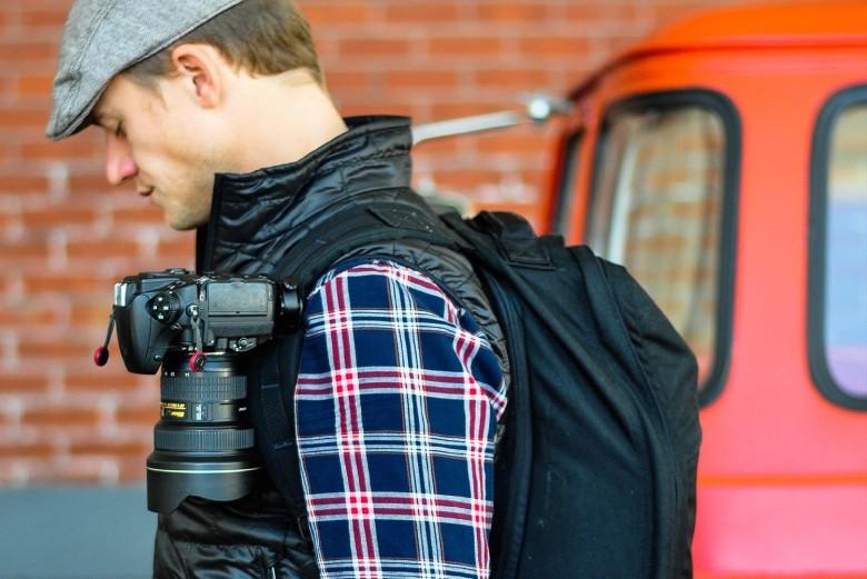 CapturePro Camera clip by Peak Designs