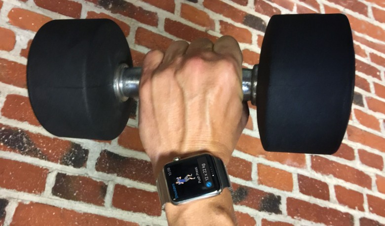 Apple Watch could soon be logging new kinds of workouts.
