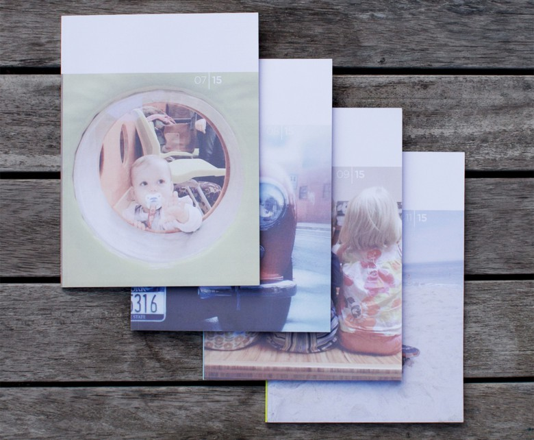 Recently sends you a magazine at the first of each month with the photos from your iPhone.