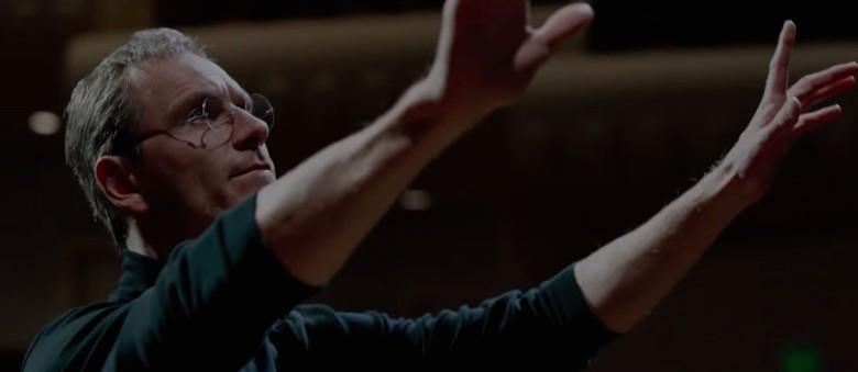 Michael Fassbender is Steve Jobs.